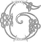 Celtic Knot-work G