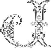 Celtic Knot-work J