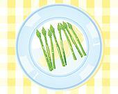 asparagus spears