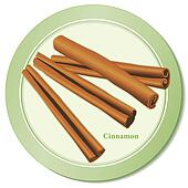 Cinnamon Sticks Spice Icon