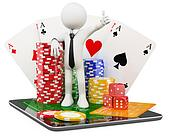 3D Man - Casino online games