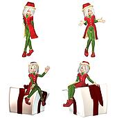 Christmas Elf Pack - 3of6