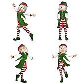 Christmas Elf Pack - 2of6