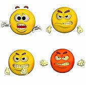 Emoticon Pack - 2of9