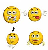 Emoticon Pack - 5of9