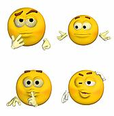 Emoticon Pack - 9of9