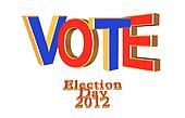 Vote text 2012