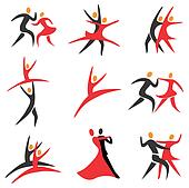 Dance_ballet_icons