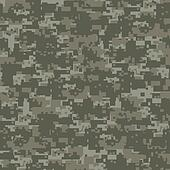 Military woods camouflage seamless pattern.