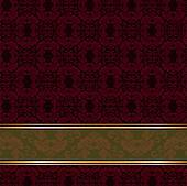 Vintage burgundy background