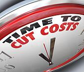 Time to Cut Costs Reduce Spending Lower Budget