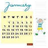 january 2013 kids