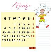 may 2013 kids