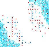 Merry christmas scrabble