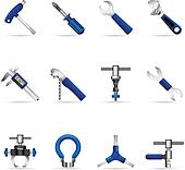 Web Icons - Bicycle Tools