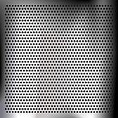 Chrome-plated sheet metal