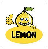 Smile lemon Banner