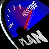 Plan Gauge Proactive vs Reactive Strategy for Success