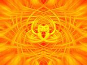illustration background entanglement to lines