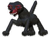 Three-dimensional dog