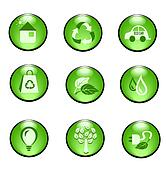 Eco buttons