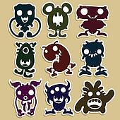 Mini Monsters