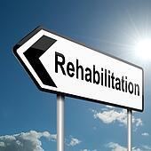 Rehabilitation concept.