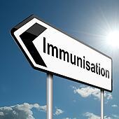 Immunisation concept.