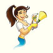 Genie Cleaner Female