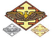 Legal Emblem Eagle