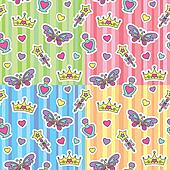 princess patterns set