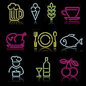 line food icons