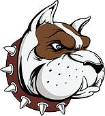 bulldog team mascot