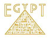 Pyramid of the hieroglyphs
