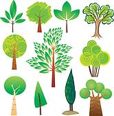 Tree samples