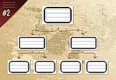 Vintage hierarchy diagram