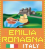 Emilian mosaic