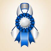 Vecor prize ribbon