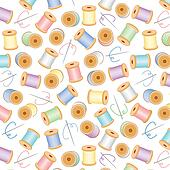 Seamless Background, Pastels