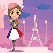 Parisien Girl