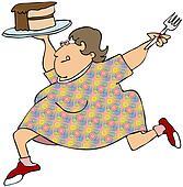 Bilder kuchen essen