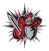 knightrider mascot