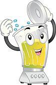 Blender Mascot