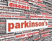 Parkinson's disease message design