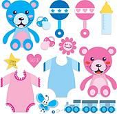 Baby Elements Collection