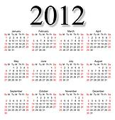 Great calendar for 2012