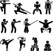 Kung Fu Martial Arts Self Defense