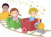Makeshift Train