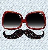 Summer Fun Mustache