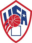 United States USA American Basketba